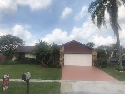 Royal Palm Beach Single Family Home For Sale: 146 Miramar Avenue