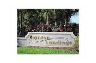 Boynton Beach Rental For Rent: 2303 Congress Avenue #17