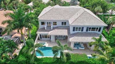 Boca Raton Single Family Home For Sale: 5753 Saint Annes Way