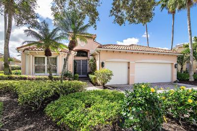 Jupiter Single Family Home Contingent: 3920 Outlook Court