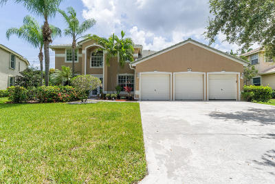 Jupiter Single Family Home For Sale: 573 Scrubjay Lane
