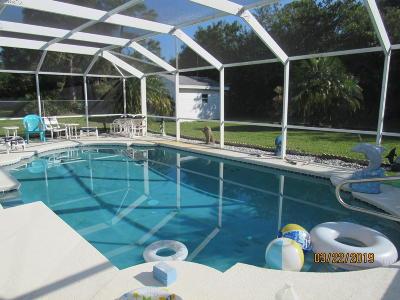 Port Saint Lucie Single Family Home For Sale: 1737 SE Lullaby Terrace