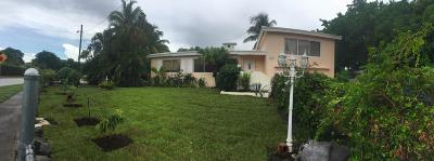 Boca Raton Single Family Home For Sale: 425 NE 12th Street Street