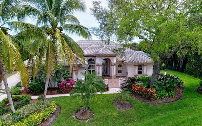 Port Saint Lucie Single Family Home For Sale: 12164 Riverbend Lane