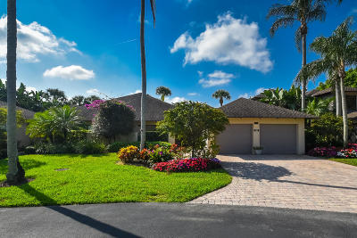 Boca Raton Single Family Home For Sale: 19706 Waters Pond Lane #502
