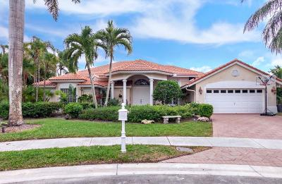 Boca Raton Single Family Home For Sale: 10523 Maple Chase Drive