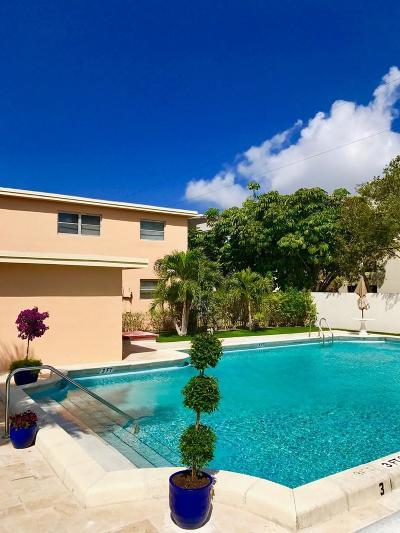 Boynton Beach Rental For Rent: 504 SE 20 Avenue #10e