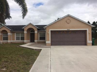 Port Saint Lucie Single Family Home For Sale: 5949 NW Baynard Drive