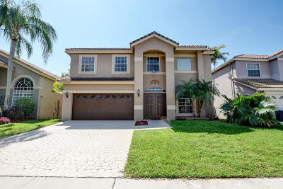 Boca Raton Single Family Home For Sale: 10904 La Salinas Circle