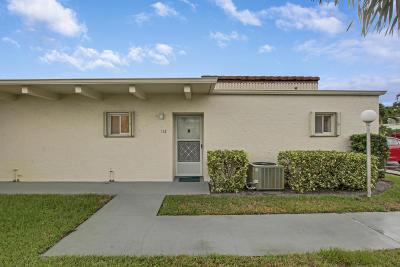 West Palm Beach Condo For Sale: 2651 Boundbrook Boulevard #112