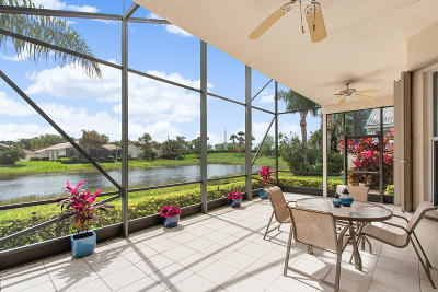 Delray Beach Single Family Home For Sale: 7388 Marbella Echo Drive
