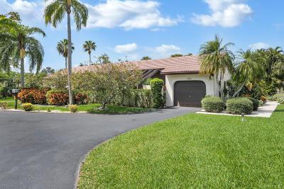 Boca Raton Condo For Sale: 8202 Casa Del Lago #25-A