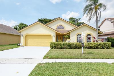 Boca Raton Single Family Home For Sale: 22358 Sea Bass Drive