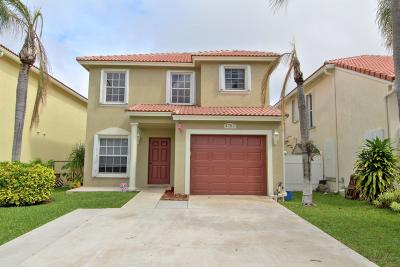 Boynton Beach Single Family Home For Sale: 4787 Concordia Lane