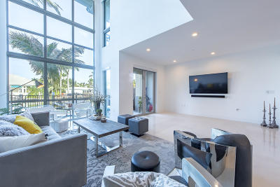Fort Lauderdale Townhouse For Sale: 142 Isle Of Venice Drive