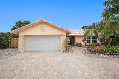 Boca Raton Single Family Home For Sale: 19383 Colorado Circle
