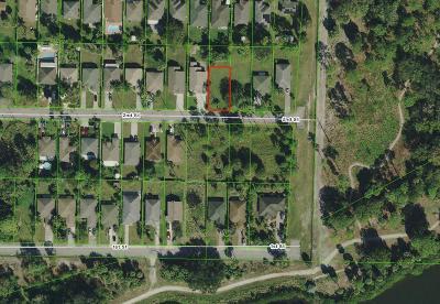 Jupiter Residential Lots & Land For Sale: 6671 2nd Street