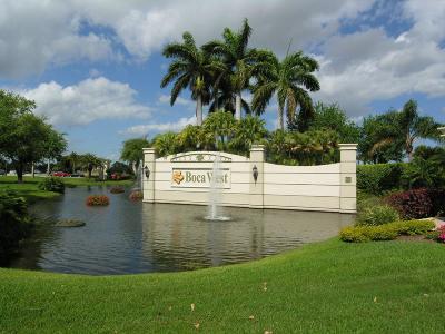 Boca Raton Condo For Sale: 20289 Boca West Drive #2102