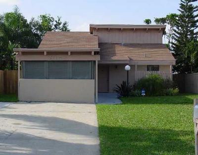 Delray Beach Rental For Rent: 2453 Southridge Road