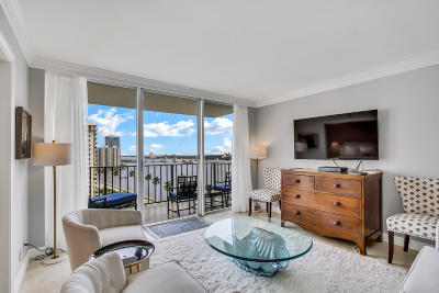 West Palm Beach Condo For Sale: 1801 S Flagler Drive #1204