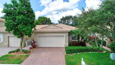 West Palm Beach Single Family Home For Sale: 2183 Man Of War