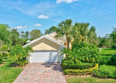 Palm Beach Gardens FL Single Family Home For Sale: $399,995