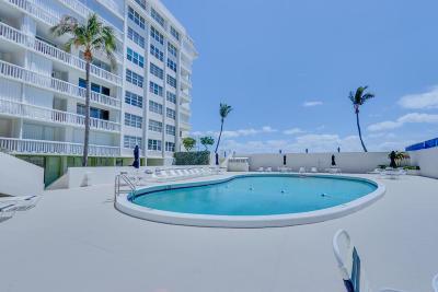 South Palm Beach Rental For Rent: 3570 S Ocean Boulevard #511