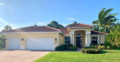 Jensen Beach Single Family Home For Sale: 210 NE Abaca Way