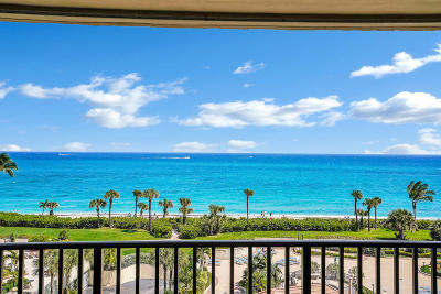 Jupiter Condo For Sale: 300 Ocean Trail Way #610