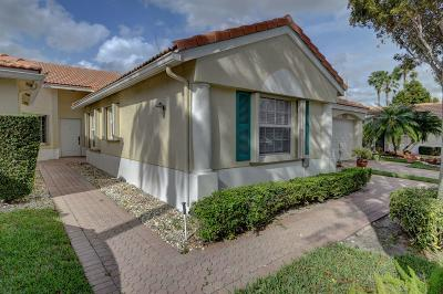 Delray Beach Single Family Home For Sale: 6063 Caladium Road