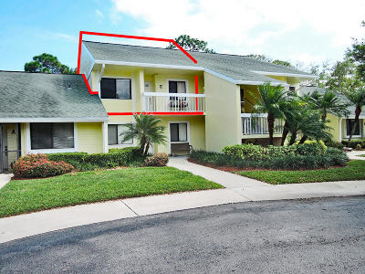 Fort Pierce Condo For Sale: 4260 Gator Trace Avenue #E