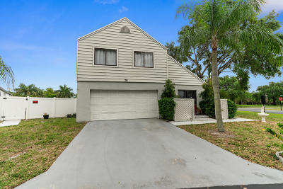 Boynton Beach Single Family Home For Sale: 75 Buxton Lane