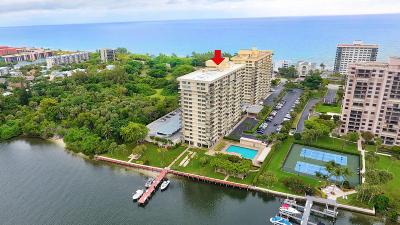 Boca Towers, Boca Towers Condo, Boca Towers Condo Portion Condo Contingent: 2121 Ocean Boulevard #507w
