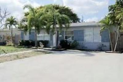 Delray Beach Single Family Home For Sale: 338 SW 10th Avenue