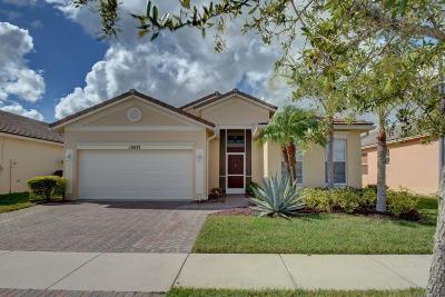 Port Saint Lucie Single Family Home For Sale: 10033 SW Glenbrook Drive