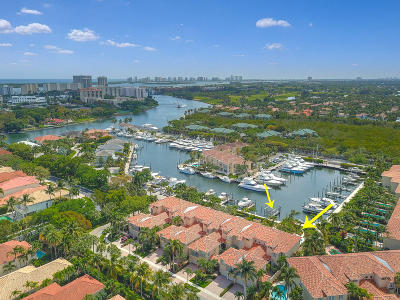 North Palm Beach Townhouse For Sale: 757 Harbour Point Drive