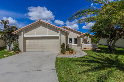 Boca Raton Single Family Home For Sale: 10403 Sand Dollar Place