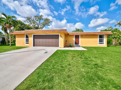 Broward County Single Family Home Contingent: 6301 NW 74th Avenue