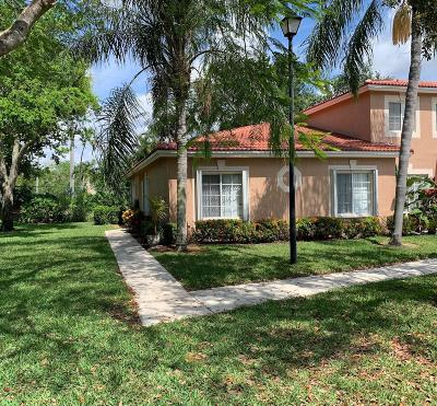 Boynton Beach Single Family Home For Sale: 9762 Kamena Circle