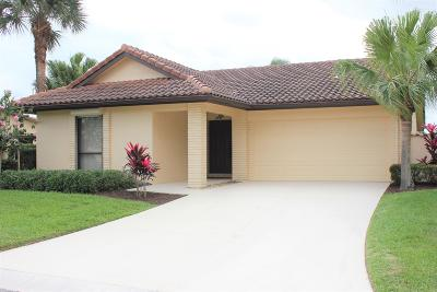 Palm City Single Family Home For Sale: 2299 SW Bobalink Court