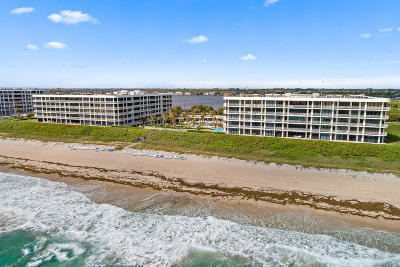 Palm Beach Condo For Sale: 2000 S Ocean Boulevard #102n