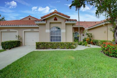 Boynton Beach Single Family Home For Sale: 8061 Key West Lane