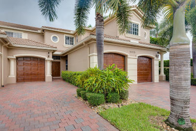 Delray Beach Townhouse For Sale: 16055 Sims Road #C-104