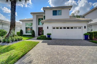 Boca Raton Single Family Home For Sale: 5723 NW Regency Avenue