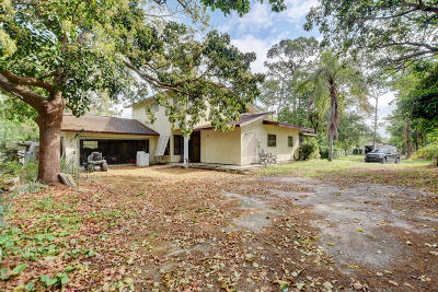 Lake Worth Single Family Home For Sale: 5245 Cougars Prowl