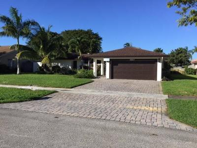 Boca Raton Rental For Rent: 4863 Willow Drive