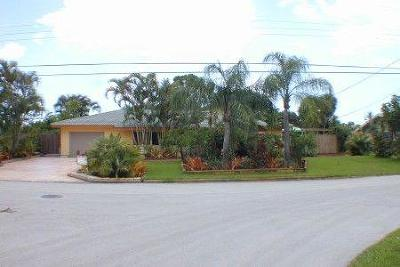 Boca Raton Single Family Home For Sale: 600 E Conference Drive