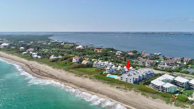 Martin County Condo For Sale: 2051 NE Ocean Boulevard #B11