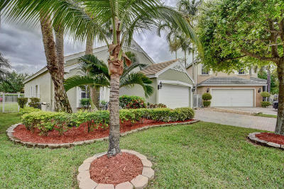 Royal Palm Beach Single Family Home For Sale: 170 Canterbury Place