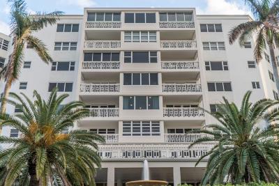 Delray Beach Rental For Rent: 1000 Lowry Street #1-F